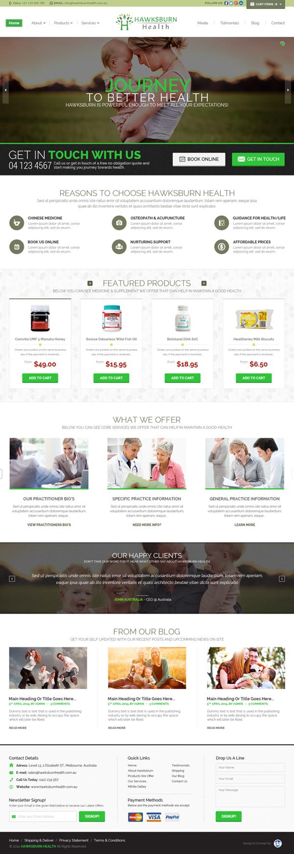 Hawksburn Health